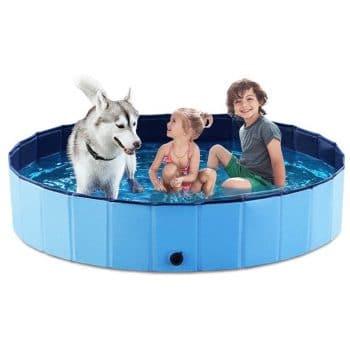 Jasonwell Collapsible Pet Pool