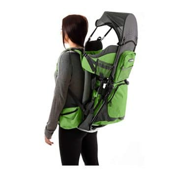 Luvdbaby Baby Shoulder Carrier for Hiking with Kids