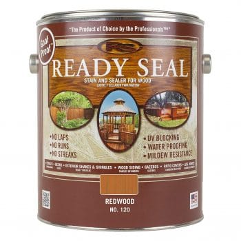 Ready Seal 120 1-Gallon Exterior Wood Stain