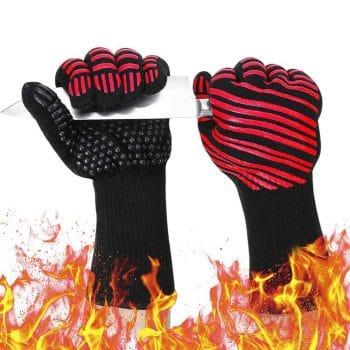 932 F Heat Resistant Gloves