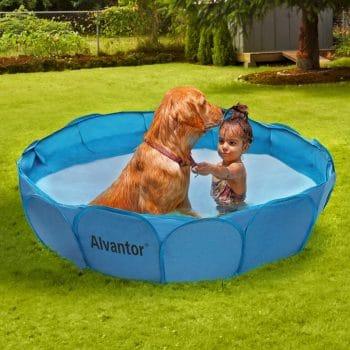 Alvantor Dog Swimming Pool