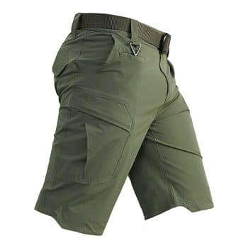 CARWORNIC Lightweight Stretch Tactical Shorts