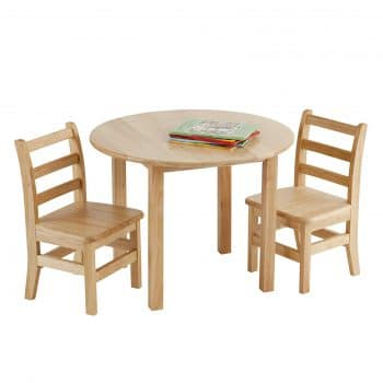 ECR4Kids Table and Chair Set