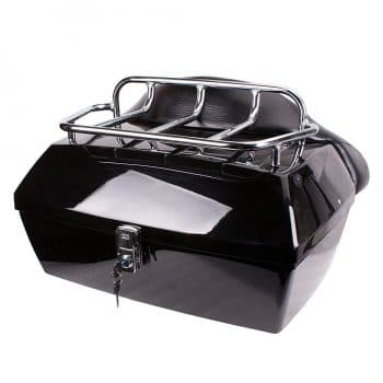 Fortunershop Motorcycle Trunk Luggage Case