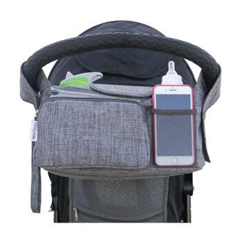 Stroller Organizer Bag by Subtle Baby