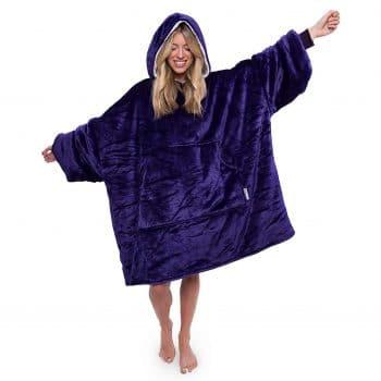 Upmark Oversized Hooded Blanket