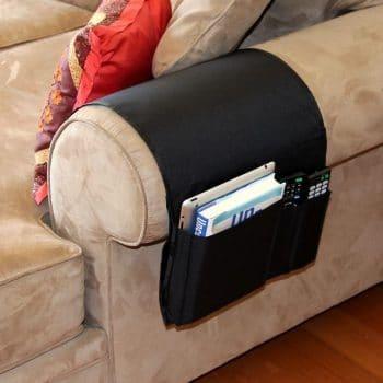 Fasthomegoods Armrest Caddy Pocket Organizer