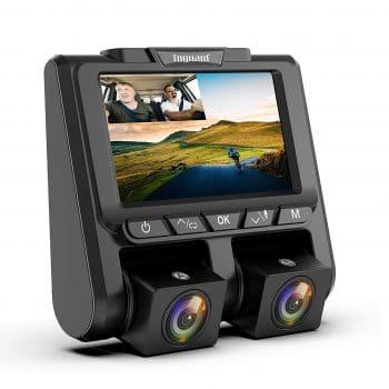 TOGUARD Uber Dual Dash Full HD Camera
