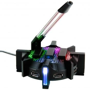 ENHANCE Pro Gaming Mouse Bungee Cable Holder