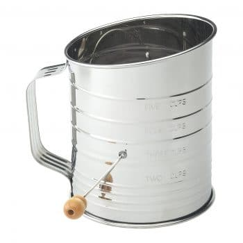 Mrs. Anderson's Flour Sifter