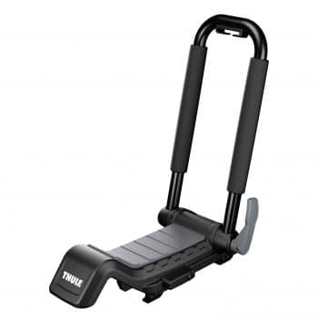 Thule Hull-a-Port XT One Size Black Rooftop Kayak Rack