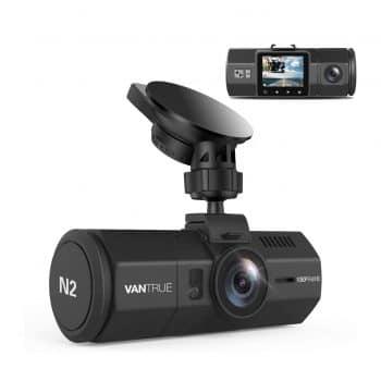 Vantrue N2 Uber Dual Dash Camera