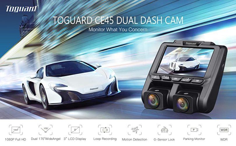 360 Degree Dash Camera for Car