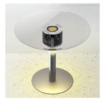 ABRAMTEK E800 Speaker Table