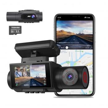 AQP 4K Dual Dash Ultra HD Front Cam