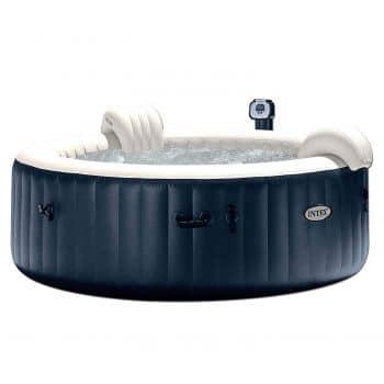 Intex PureSpa Portable Bubble Jet Round Hot Tub
