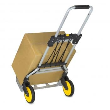 Mount-It! Stair Dolly Folding Hand Truck