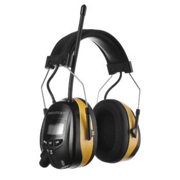 PROTEAR Digital Radio Headphones
