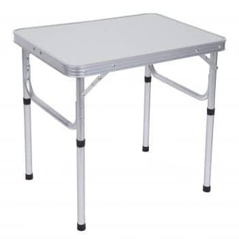 Trademark Innovations Aluminum Folding Table