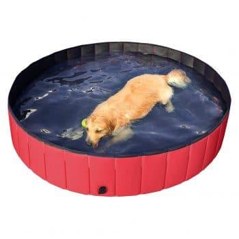 YAHEETECH Foldable Pet Swimming Pool
