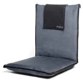 malu Luxury Padded Floor Chair