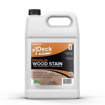 #1 Deck Premium 1 Gallon Wood Stain
