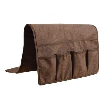 Kotile Couch Sofa Chair Armrest Caddy