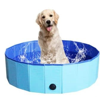 NHILES Pet Collapsible Pool