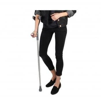 Soles Aluminum Forearm Crutch