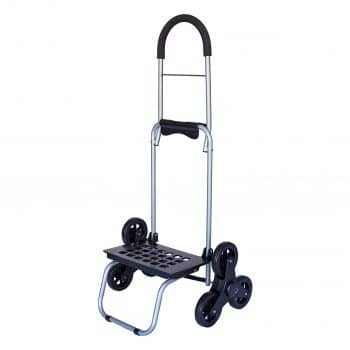 dbest products Stair Dolly & Black Hand truck