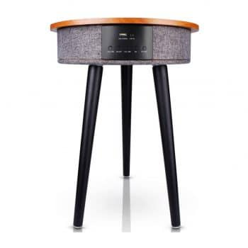 HANNLOMAX HX-201Qi Table with speakers