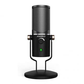 USB Microphone Cardioid Condenser Mic