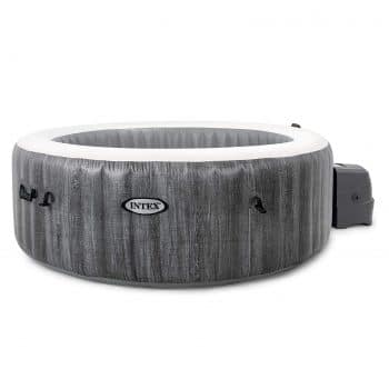 Intex PureSpa Greywood Inflatable Hot Tub