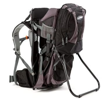 Luvdbaby Premium 2 in 1 Baby Shoulder Carrier for Hiking