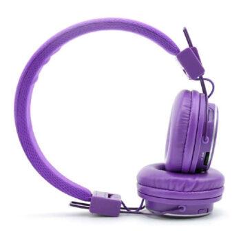 NIA Q8 Built-in FM Radio Headphones