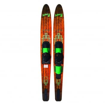 SEA GLIDERS 67 Inches Combo Water Skis