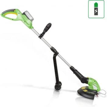 SereneLife Cordless Weed Whacker