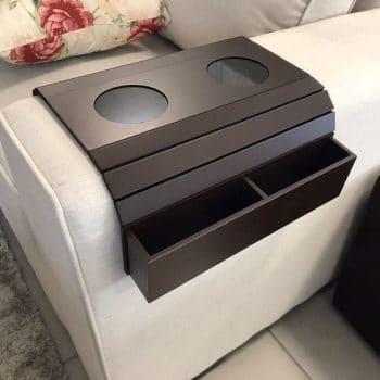 meistar Sofa Arm Tray Table