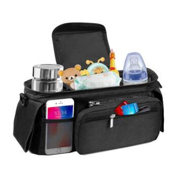 opamoo Baby Stroller Organizer Bag