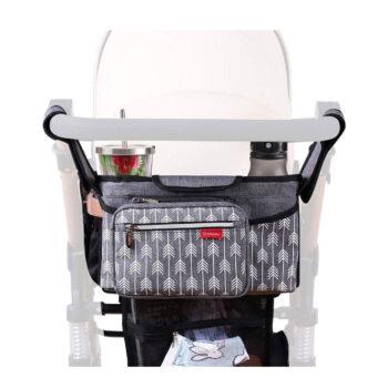 Lekebaby Baby Stroller Organizer Bag