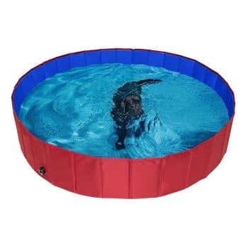 PAWCHIE Portable Dog Bathing Tub