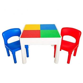 PlayBuild Kids 4 in 1 table set
