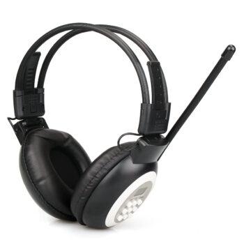 Retekess TR101 Walkman FM Radio Headphone