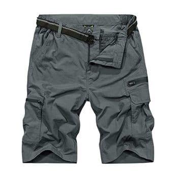 Toomett Tatical Short w Zipper Pockets