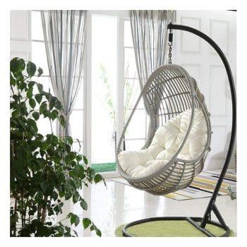 Ya-tube Egg Chair Cushions