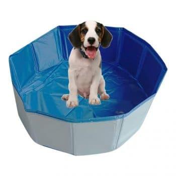 Decdeal Collapsible Pet Bathtub