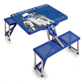Lucas Star-Wars Portable Folding Picnic Table
