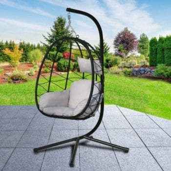 SEEJOY Hanging Egg Chair