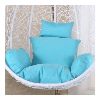 Tina's Egg Chair Cushion