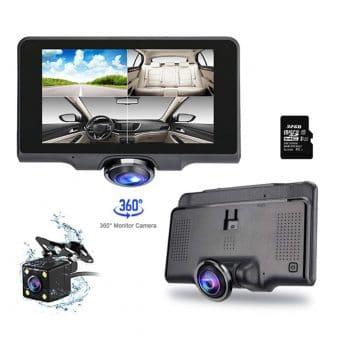 Trochilus 32G Dash Cam,Car Cameras